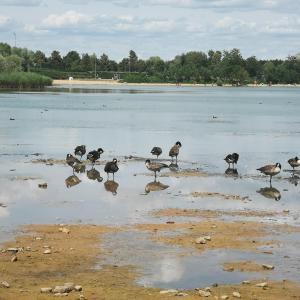 Baggersee in Remerschen