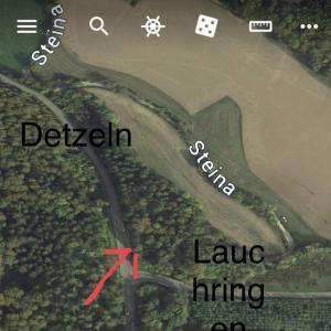Waldparkplatz L159 Lauchringen Richtung Detzeln